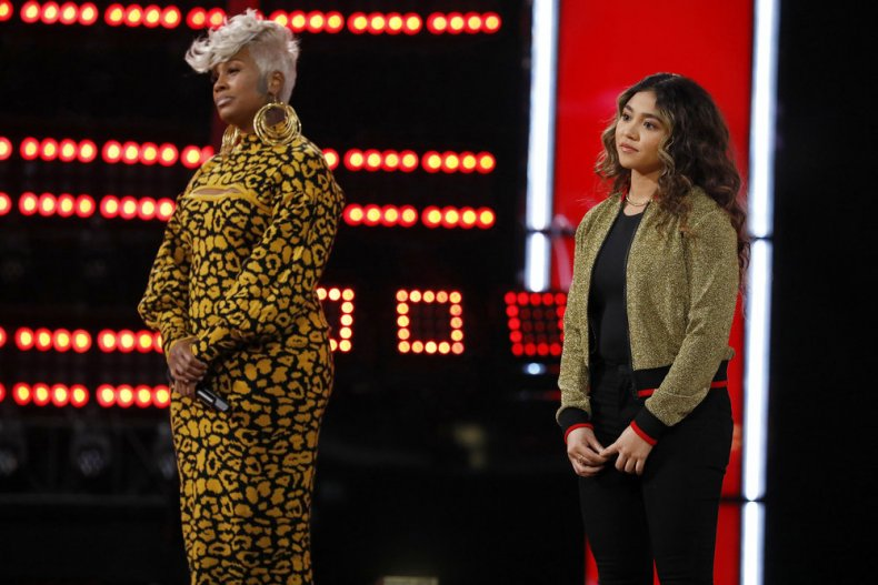 'The Voice' Season 20 Knockouts