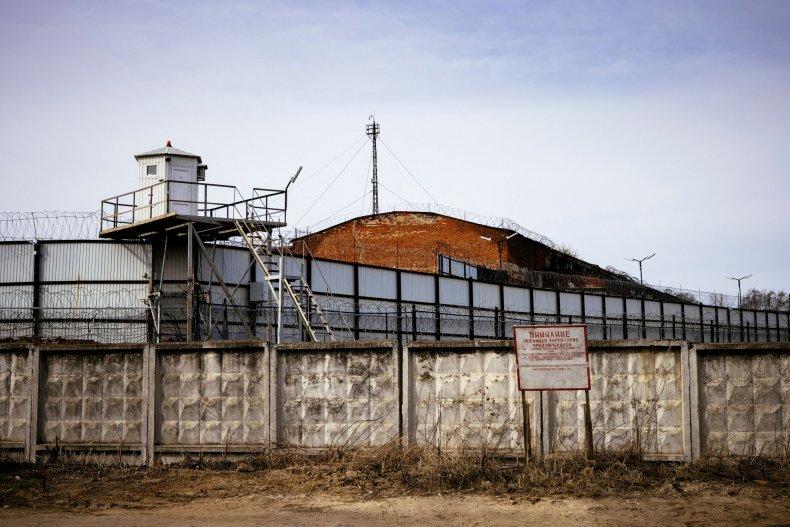 Russian Prison Hospital in Vladimir