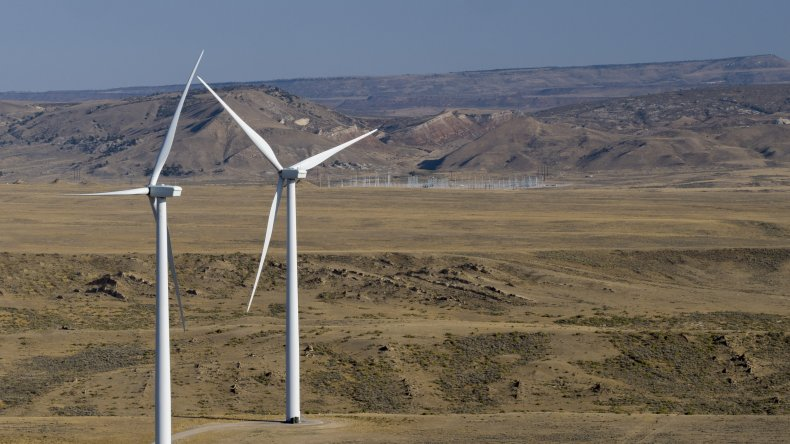 PacifiCorp-SevenMileHill Wind Facility