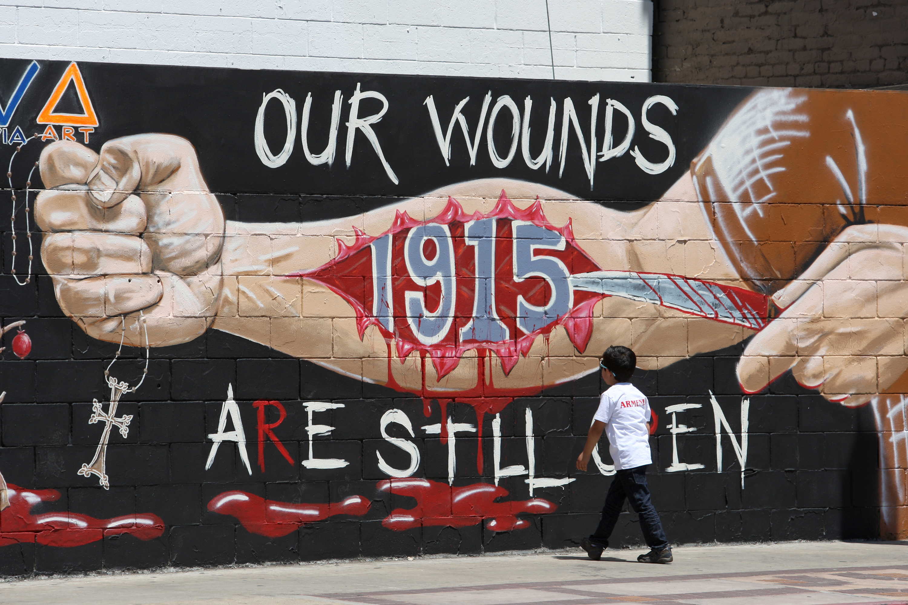 Finding Identity for Armenian Genocide Survivors Is Still a Struggle | Opinion