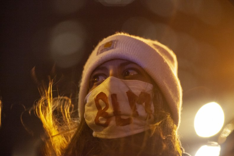 Ma'Khia Bryant Protest