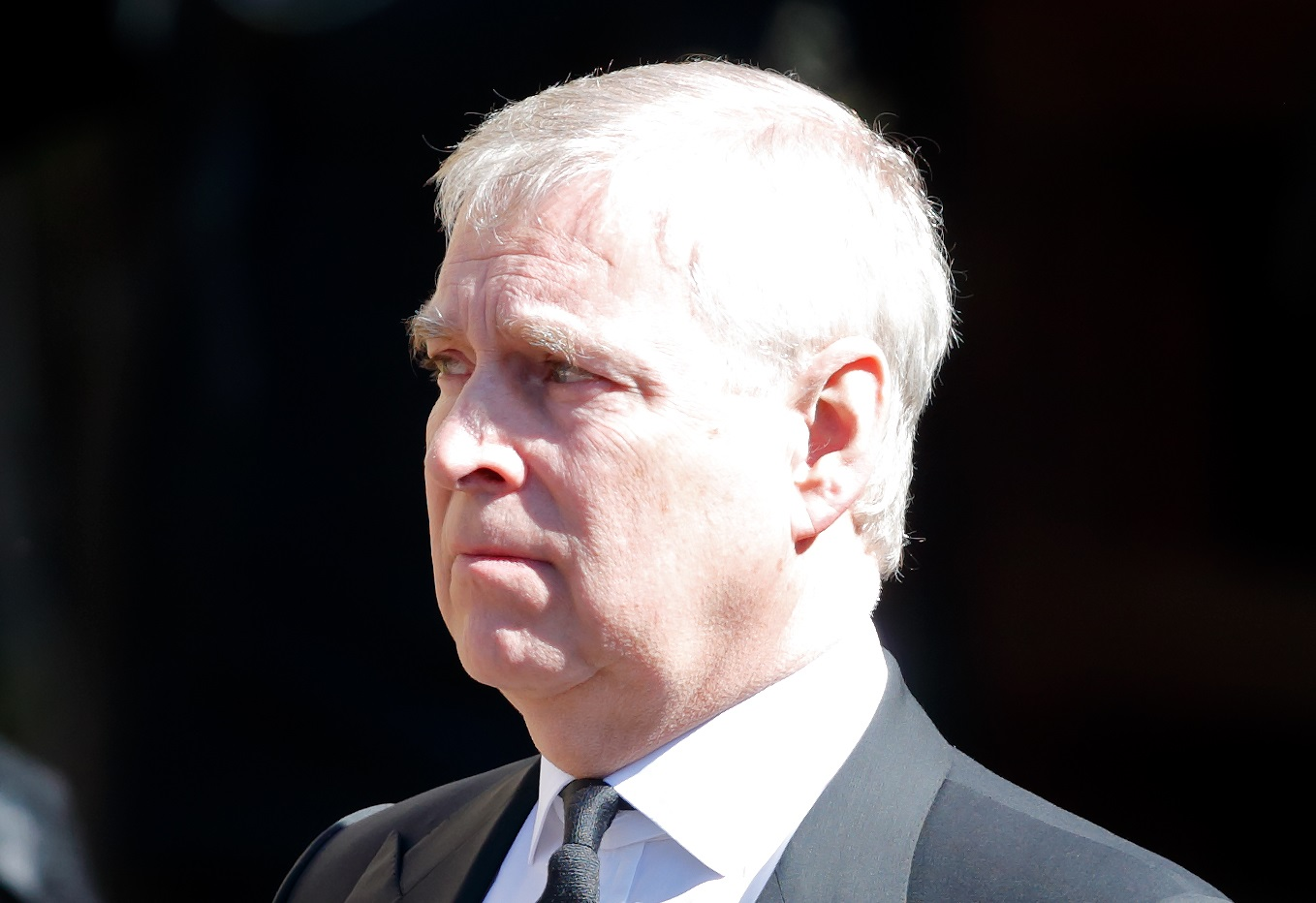 Prince Andrew Security Scare as Trespasser Detained Under Mental Health Act
