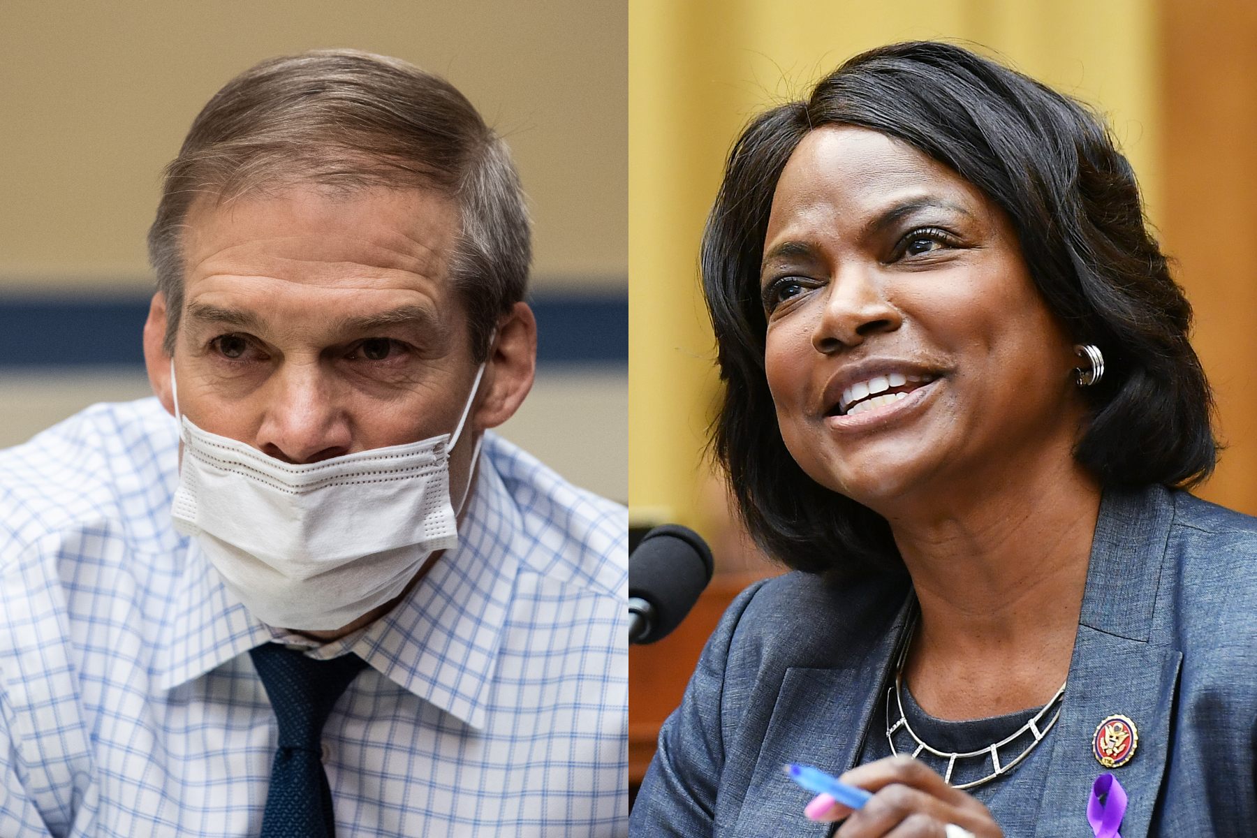 Video of Val Demings, Jim Jordan Clash Watched 2 Million Times