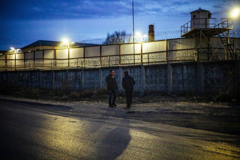 The IK-3 penal colony of Alexei Navalny