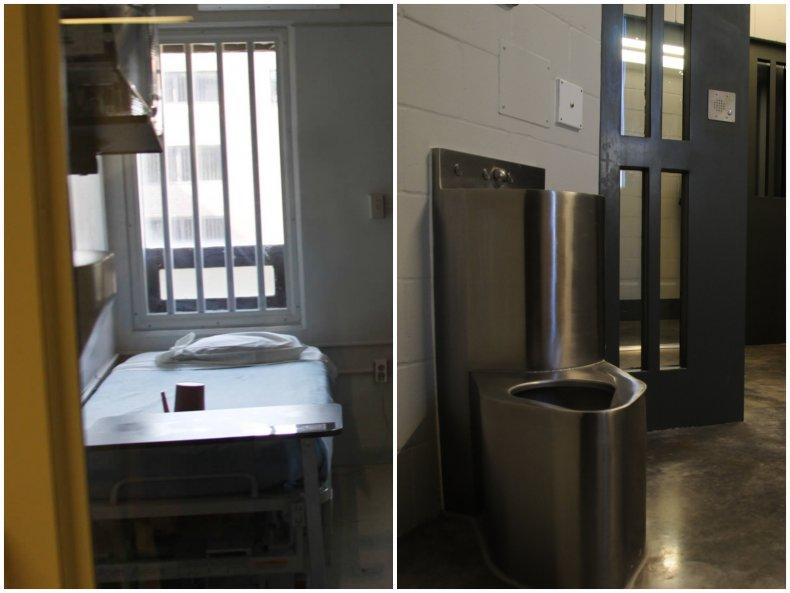 Inside Oak Park Heights Prison