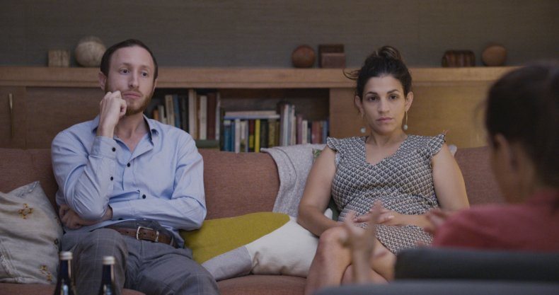 Therapy, couples, TV