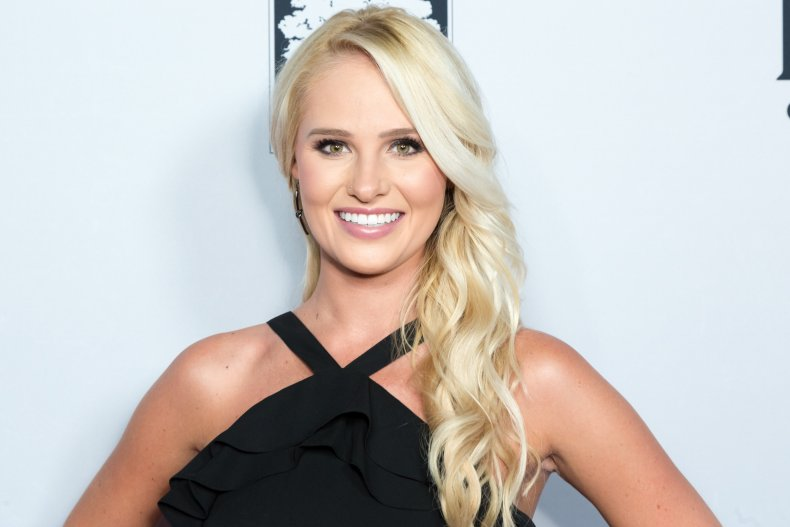 Tomi Lahren is a leading conservative comentator
