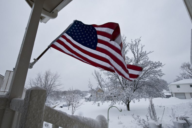 Snow in Kansas (2013)