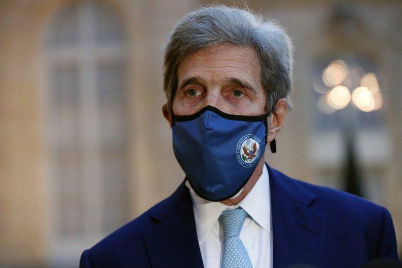 John Kerry presidential envoy for climate