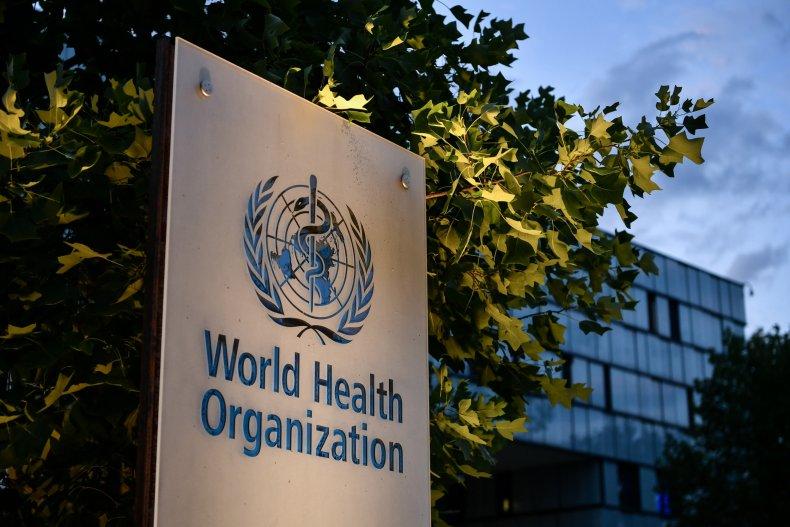 WHO Headquarters in Geneva, Switzerland