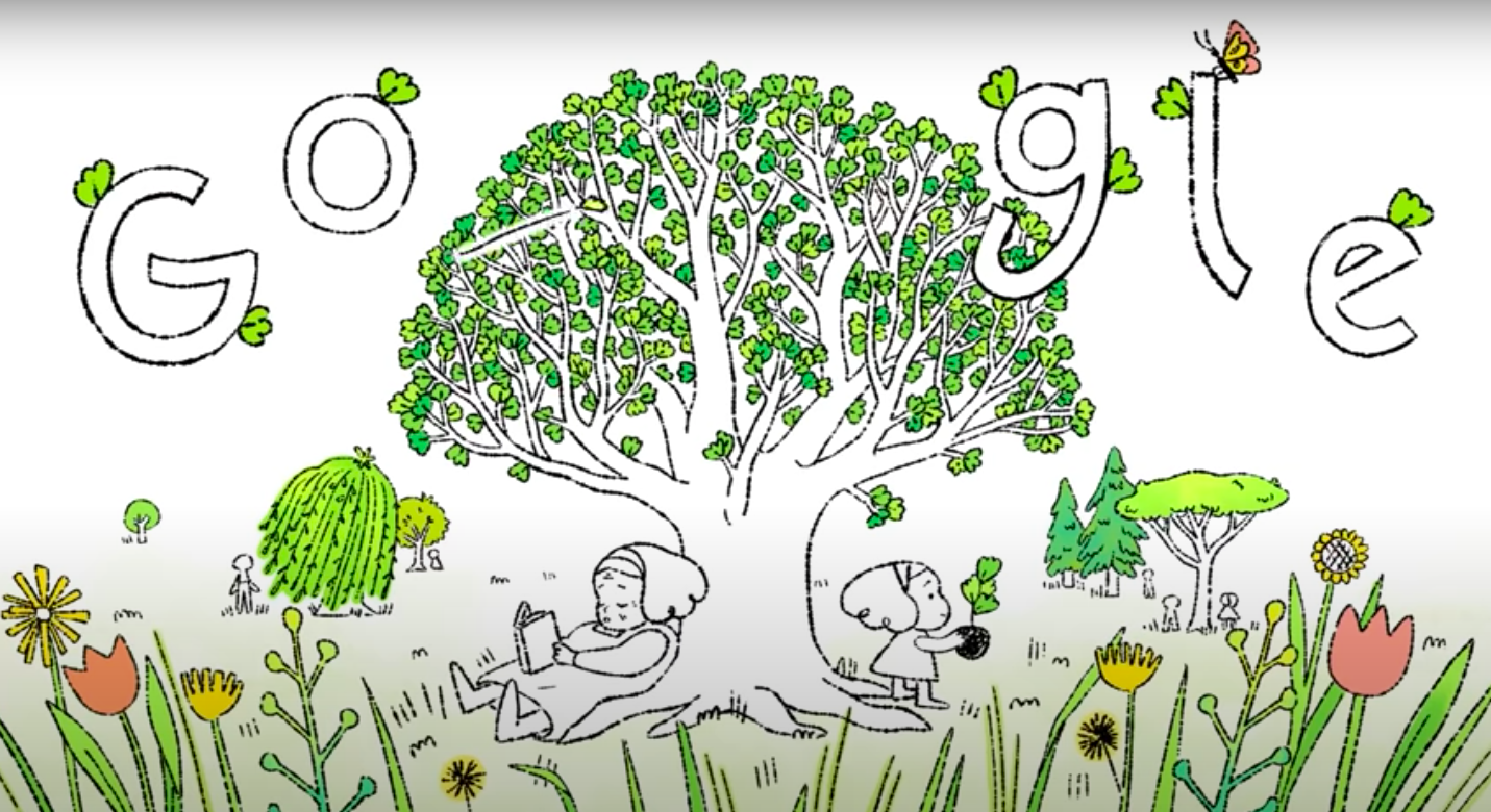 Earth Day Google Doodle Animation Shows How 'One Small Act' Can Save Planet