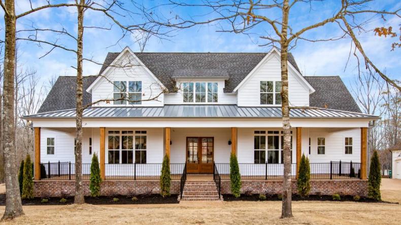 Modern Farmhouse Design Ideas