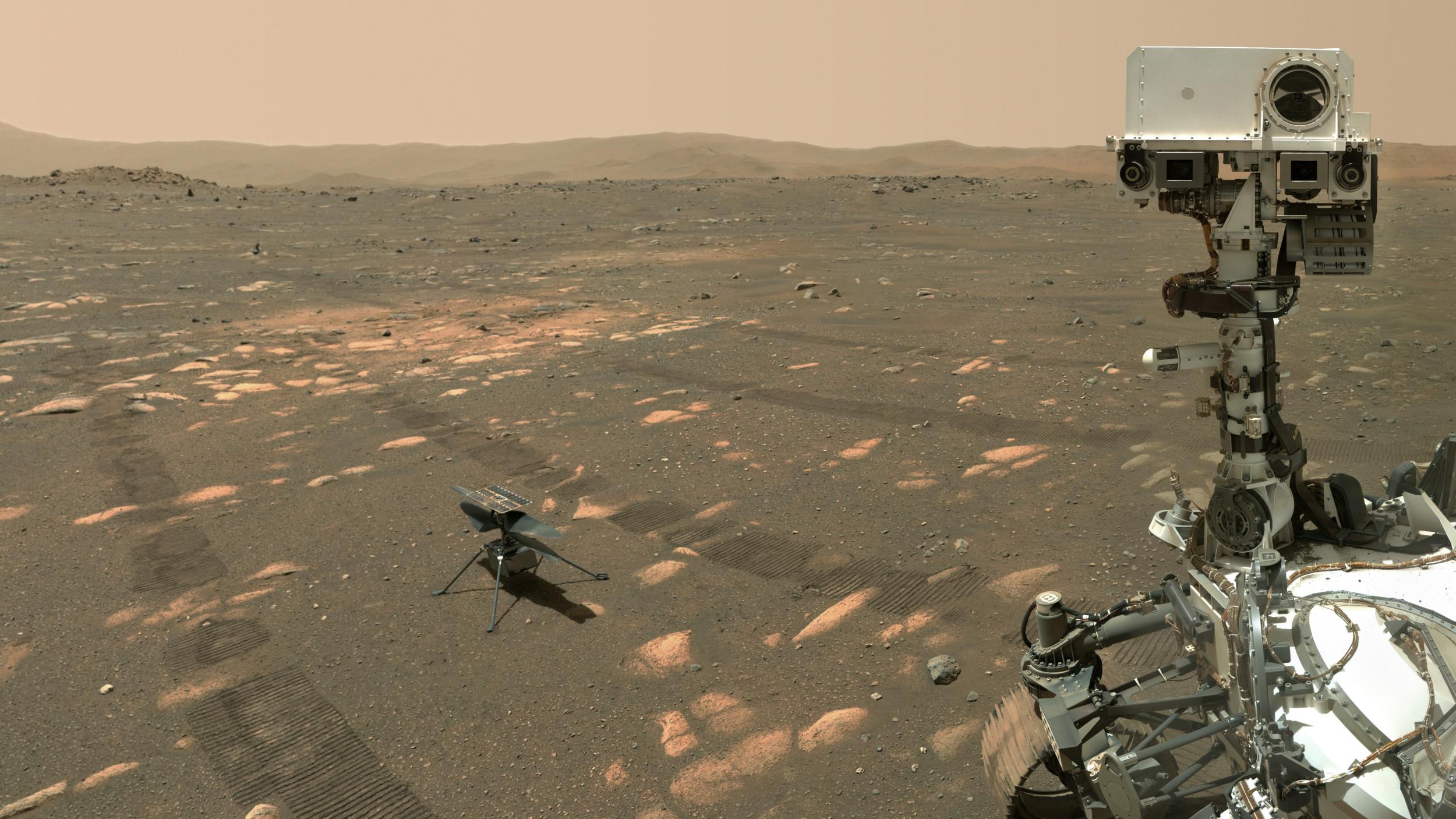 Every NASA Perseverance Milestone so Far As Rover Makes Oxygen on Mars
