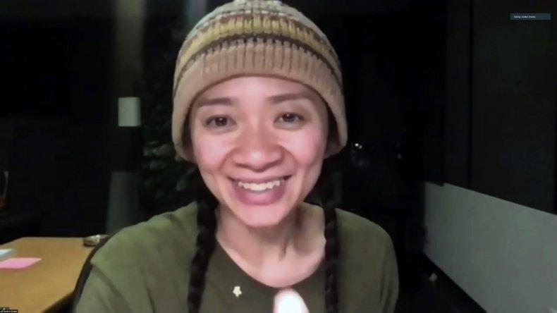 Chloe Zhao Tipped For Oscar History