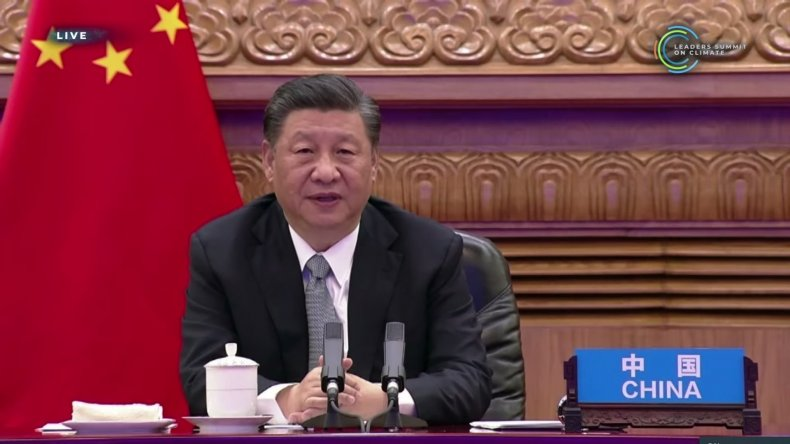 xi, jinping, china, climate, leaders, summit