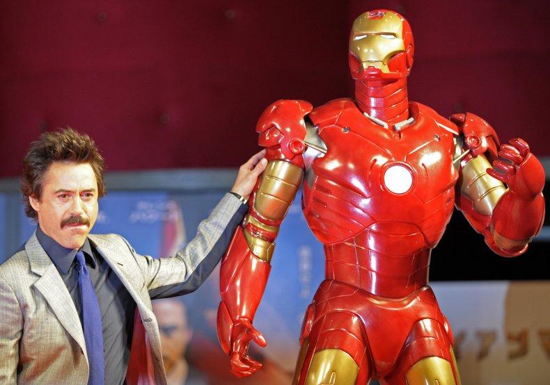 Downey Iron Man