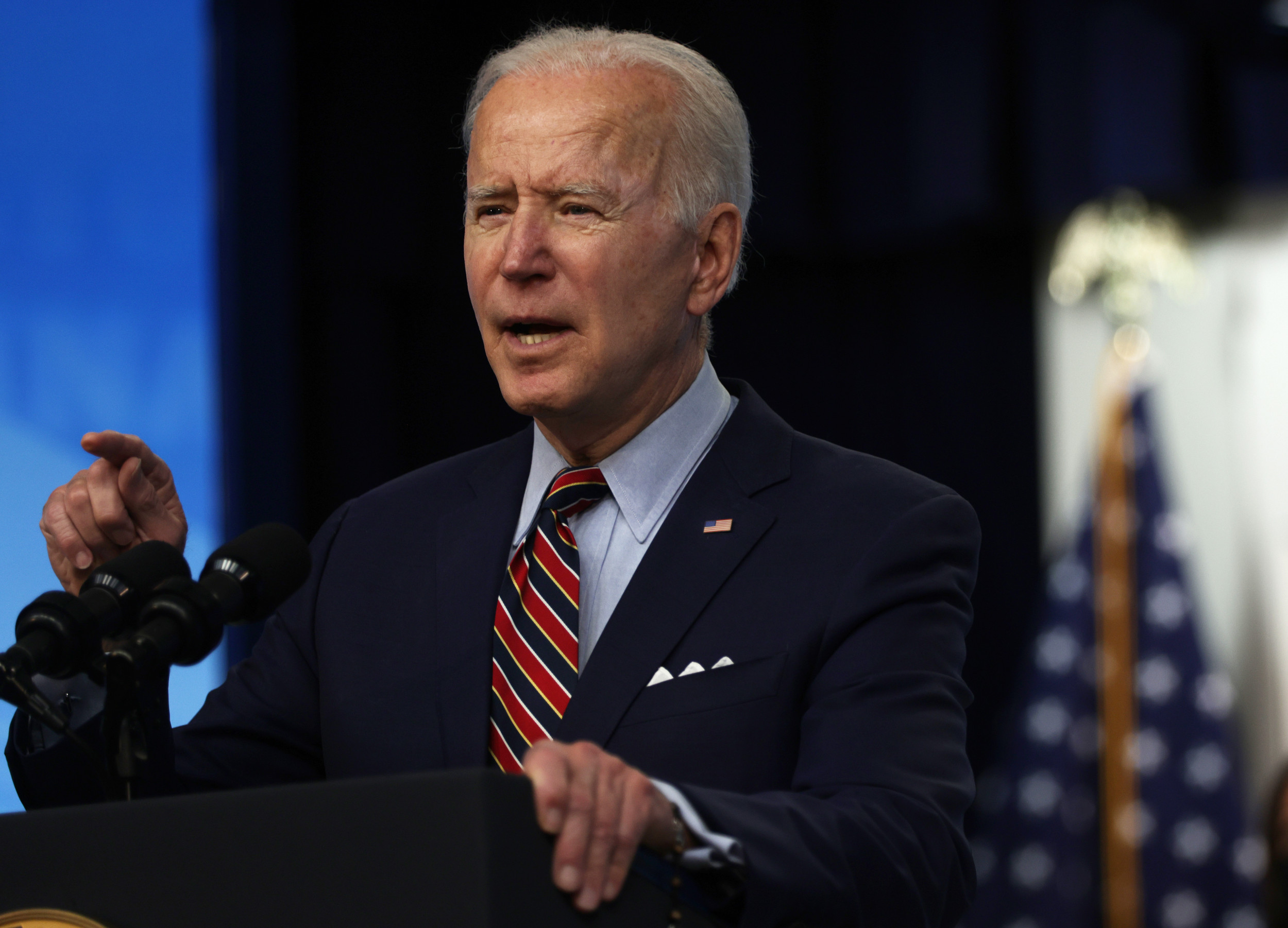 NY, California Capital Gains Taxes Will Top 50 Percent in Biden Proposal