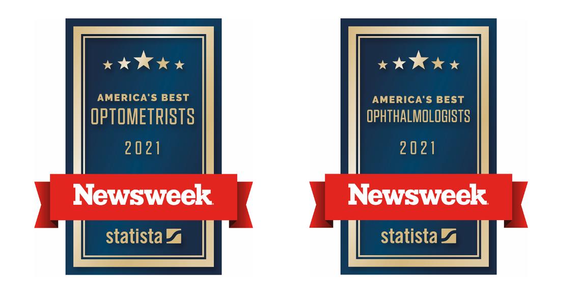America's Best Eye Doctors 2021