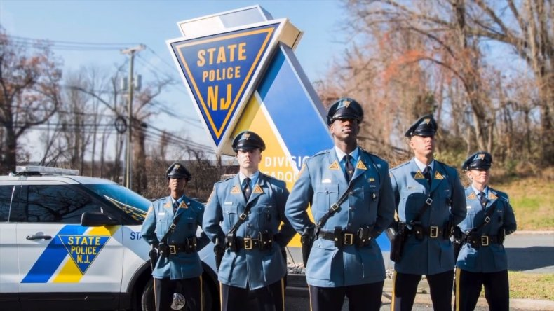 new, jersey, state, police, video