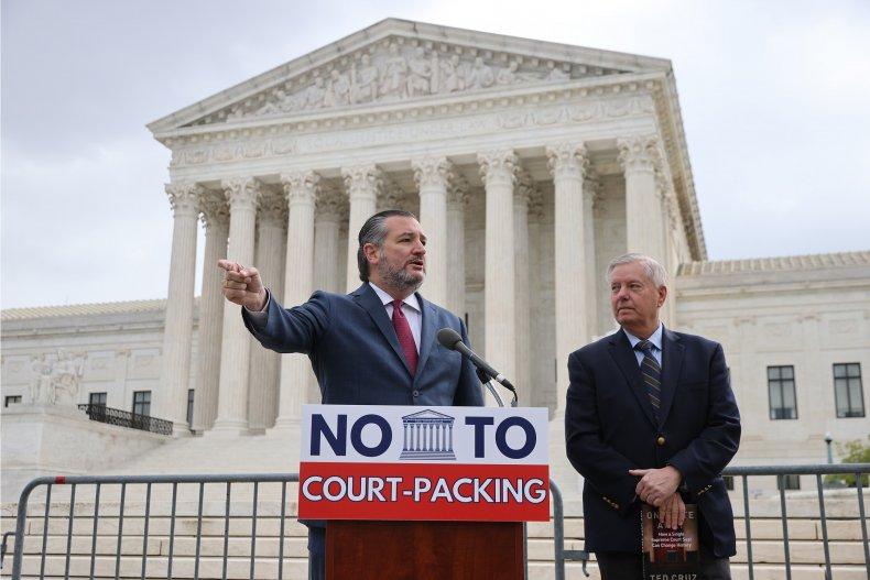 Ted Cruz Merrick Garland Supreme Court Twitter