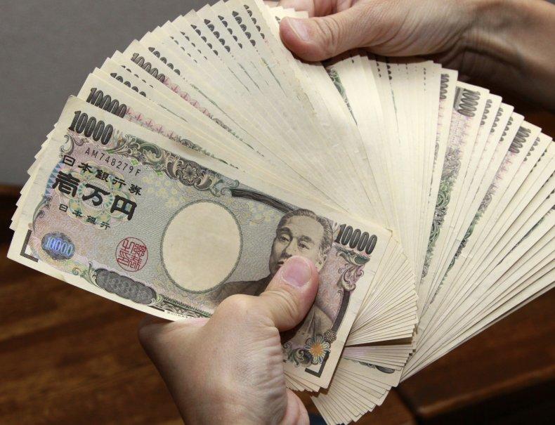 10,000 Yen Notes
