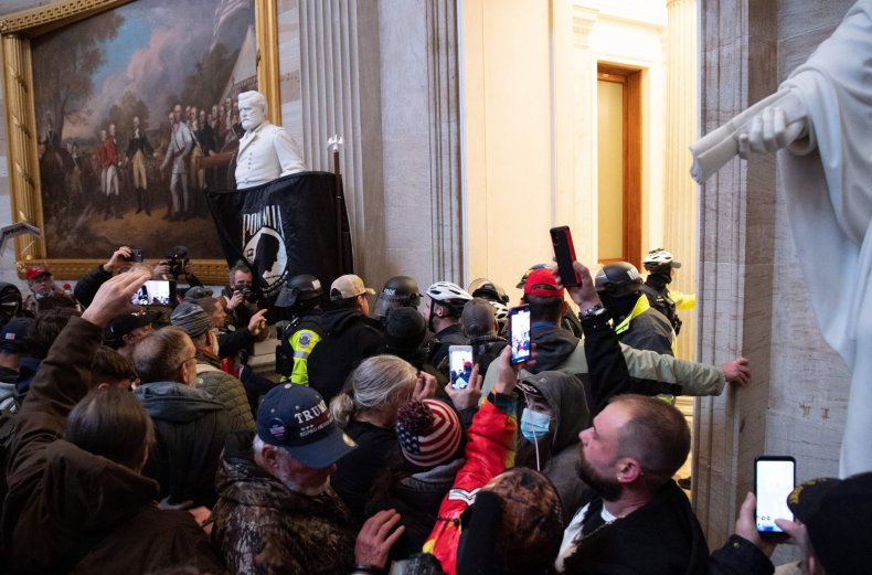 Capitol riot on January 6