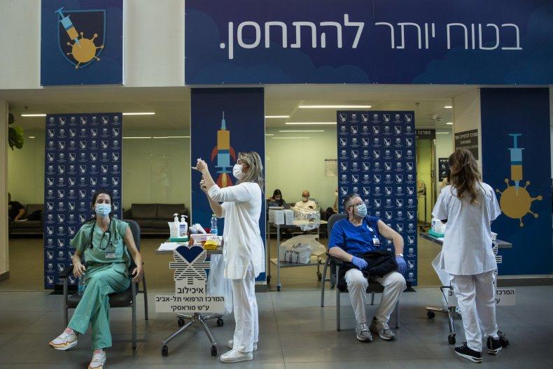 Israel medics