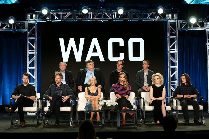 Gary Noeser and David Thibodeau Waco event