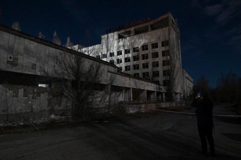 Ghost Town of Pripyat