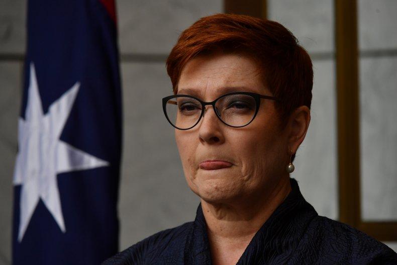 Australia Foreign Minister