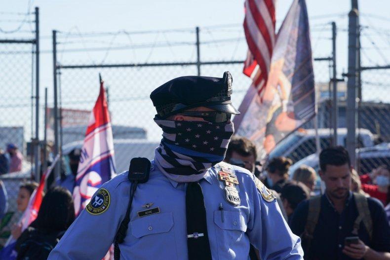Cop racial profiling