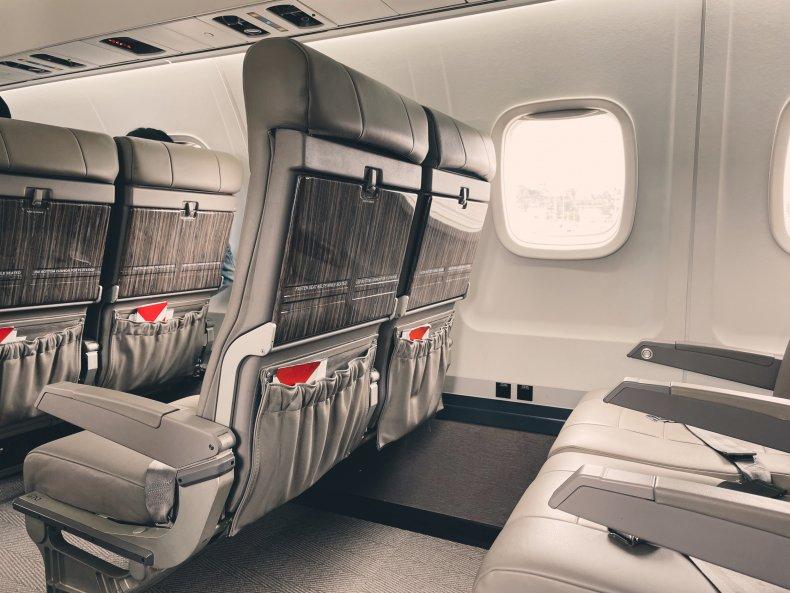 Inside a JSX plane