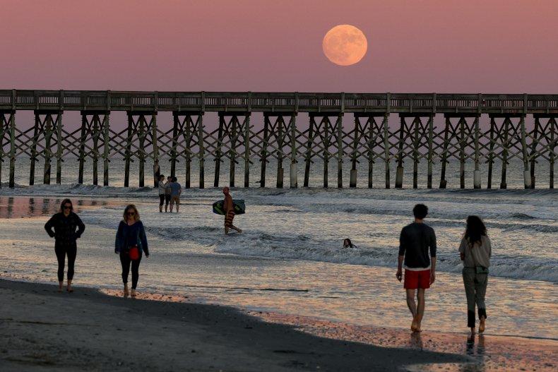 South Carolina Beach