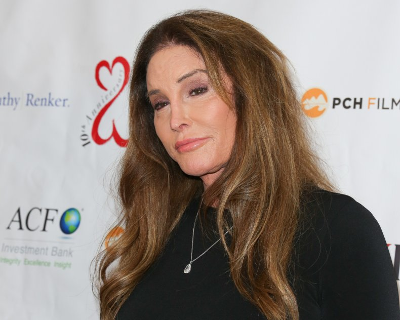 TV Personality Caitlyn Jenner