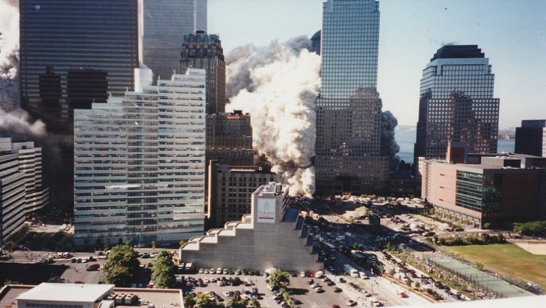 Another unseen 9/11 attack photo