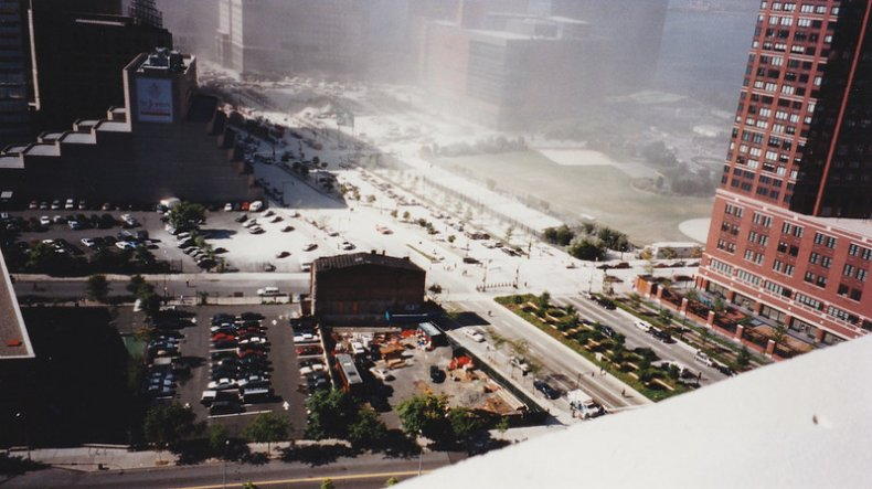 Unseen 9/11 attack photo 3
