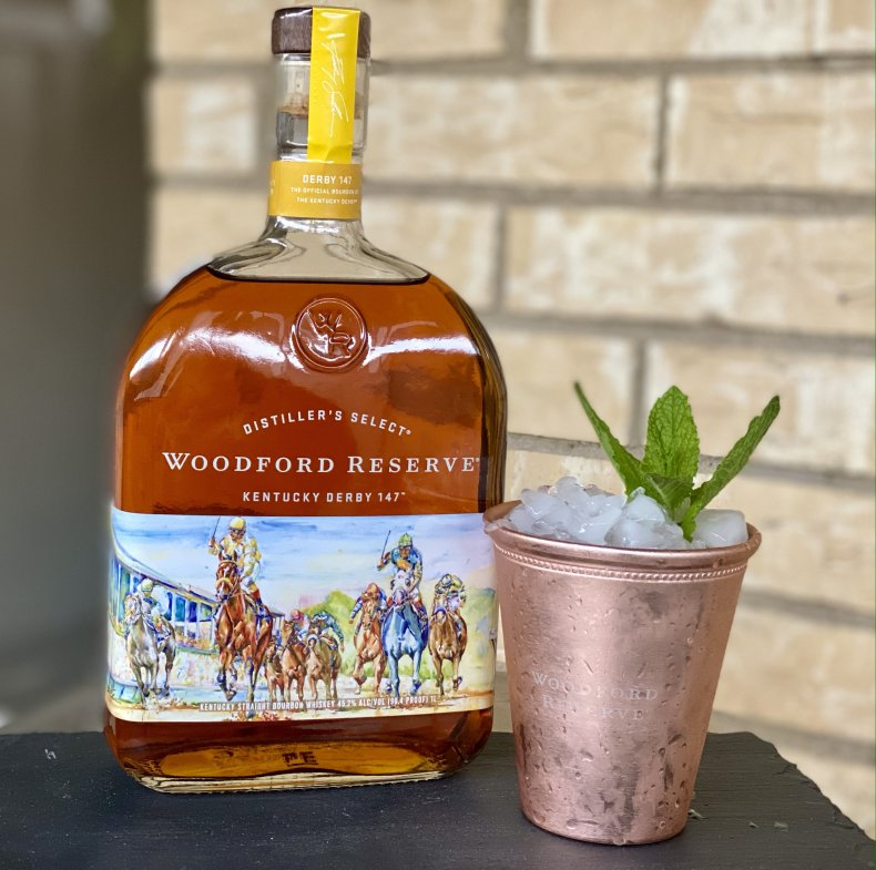 Woodford Reserve Kentucky Derby Bourbon