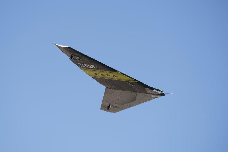 NASA glider