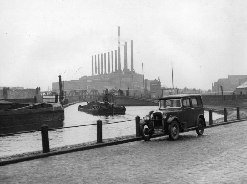 Bridgewater Canal 1934