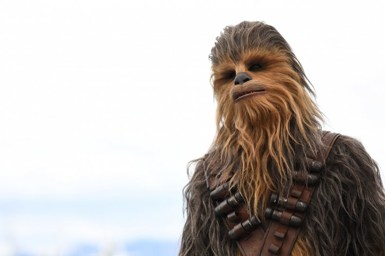 Police Search for Man in Chewbacca Suit