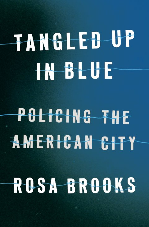 Tangled Up In Blue Book Jacket
