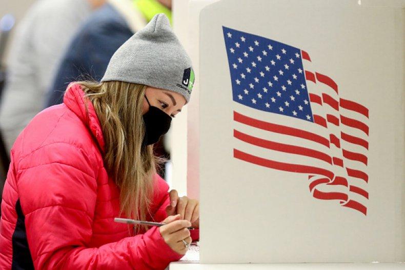 Voting Iowa