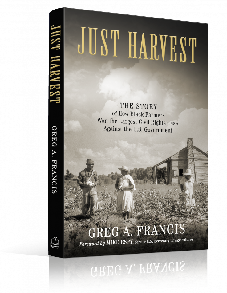 Just Harvest book cover
