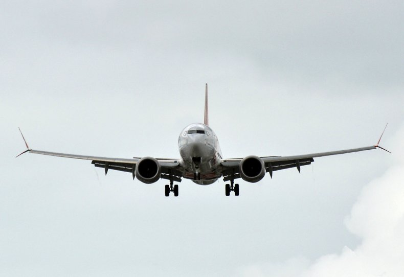 Chinese man threw planes into plane engine