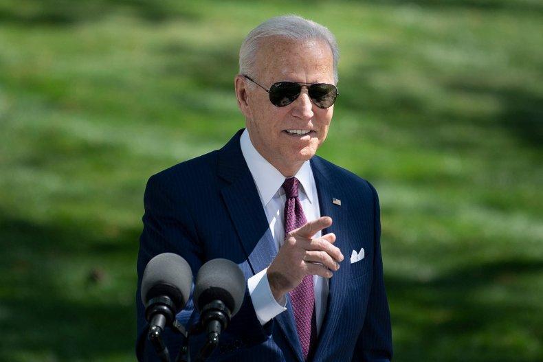 Joe Biden China Europe Favorability Poll Trump