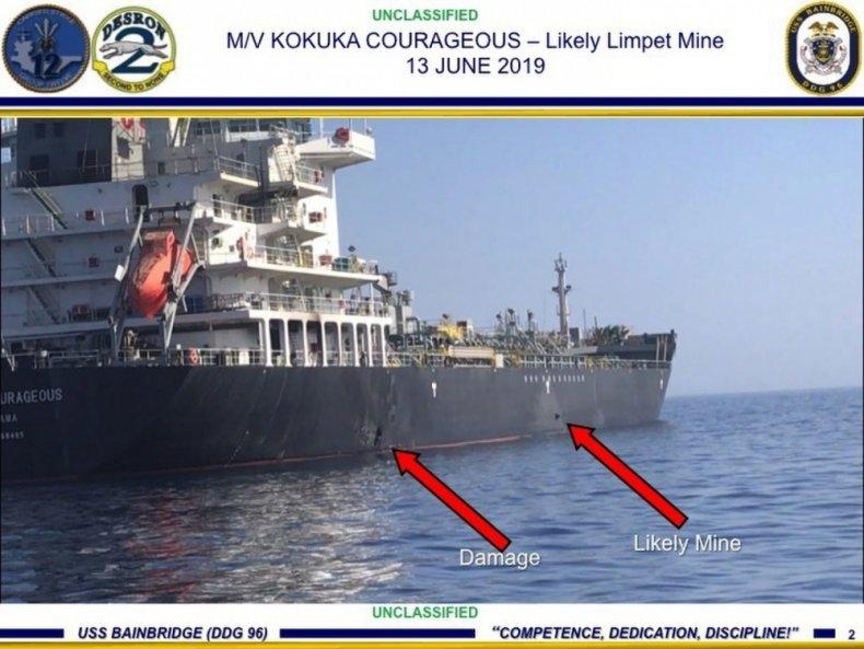 mine, attack, gulf, oman, tanker