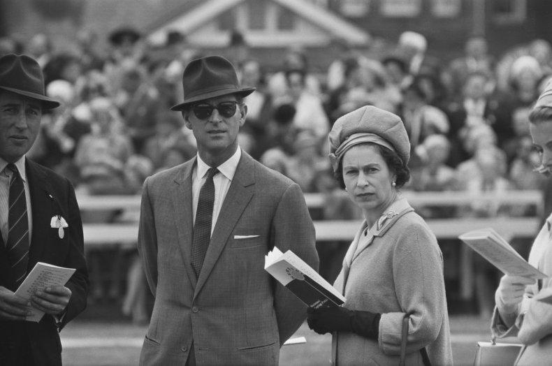 Queen Elizabeth II at Horse Racing