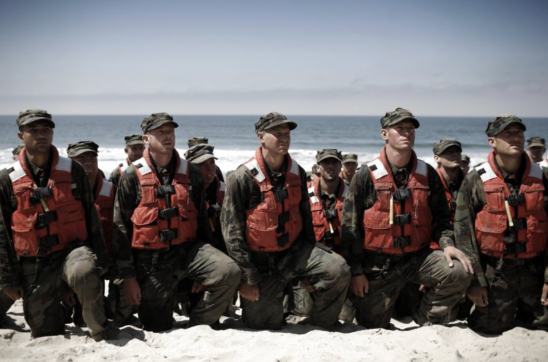 NAVY SEALS STRUCTURAL CHANGES
