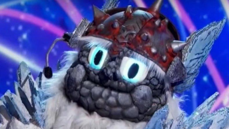 yeti masked singer
