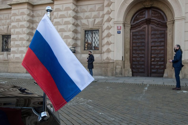 Russia Calls Baltic Nations, Slovakia 'Openly Hostile'